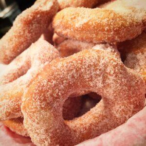 2 Sugar Donuts
