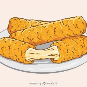 3pc Cheese Stick